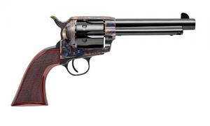 """1873 El Patrón Grizzly Paw 5.5"""" Blued, Case-Hardened Frame"""