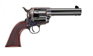 """1873 El Patrón Grizzly Paw 4.75"""" Blued, Case-Hardened Frame"""