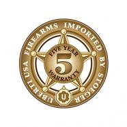 Download Uberti 5-Year Warranty Badge